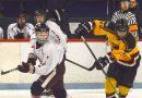 Hockey home game shutout