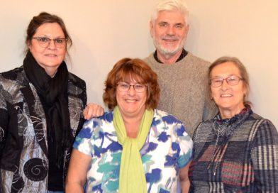 PAA elects new board