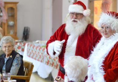 Manor kicks off Christmas