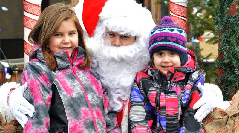 Hundreds descend on George Bryson House Christmas Market