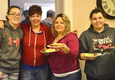 Flapjack fundraiser for humanitarian mission