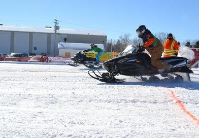 Sled races return for 22nd year