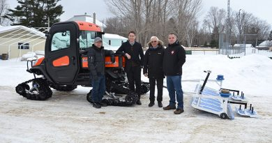$19,000 for new groomer at Mansfield's Le Patro