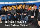 Midget A Lions top west division