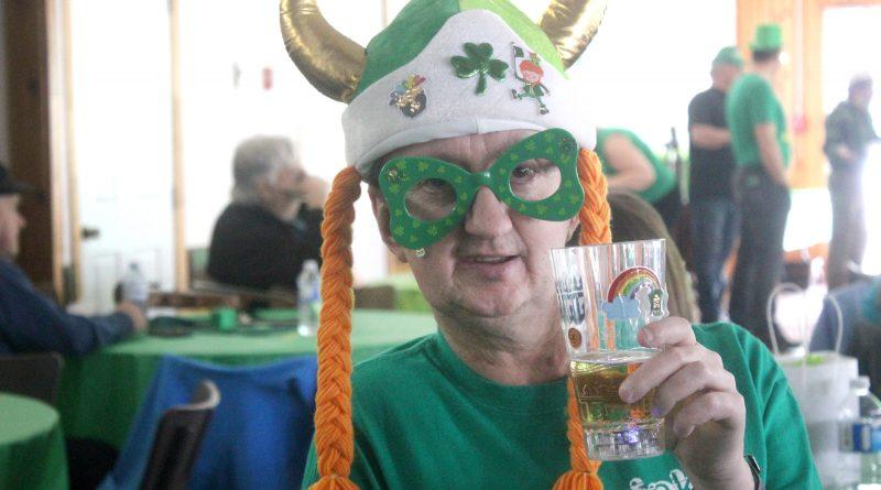 St. Paddy's day celebrations across the Pontiac