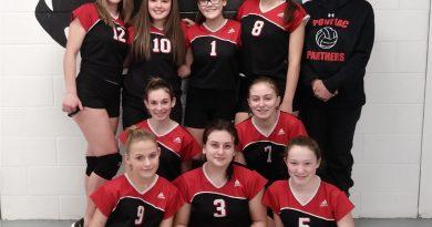 Congratulations to the Benjamin Girls Volleyball team