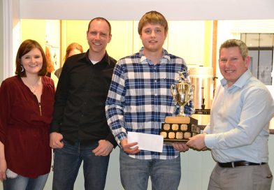 Shawville night curlers host year-end banquet