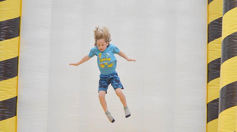 Jumping into Summerfest