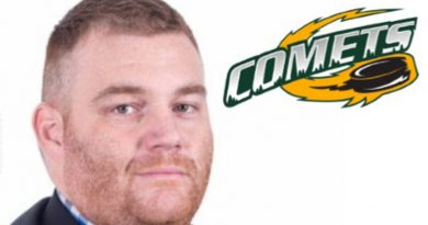 Comets announce newly hired head coach