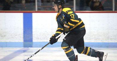 Comets profile: Stéphane Paré, playing for the Pontiac