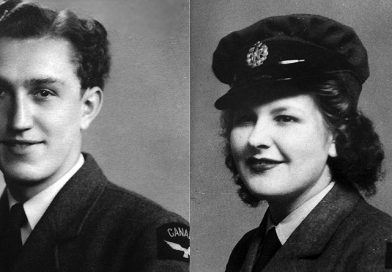 An air force daughter remembers