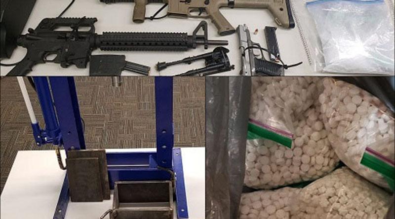 Upper Pontiac man arrested for drug trafficking