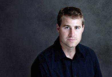 Author Luke Murphy publishes fifth novel