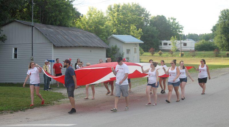 Quyon celebrates Canada Day on a smaller scale