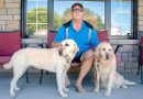 """We're partners"" : New guide dog for Shawville's Mike Hodgins"