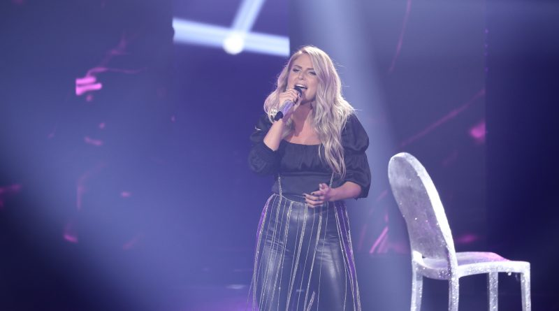 Cahill advances to the semifinals of La Voix