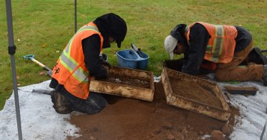 Dig uncovers local history