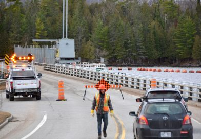 Bridge shut down