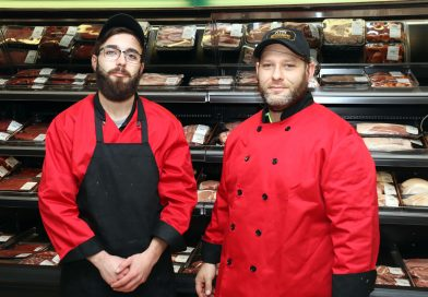 New butcher shop in the Bay