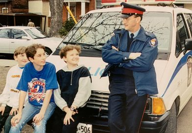 """""""The Pontiac was his happy place"""": Family and friends remember Ottawa's Singing Policeman"""