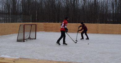Outdoor rinks running as usual, with a few exceptions