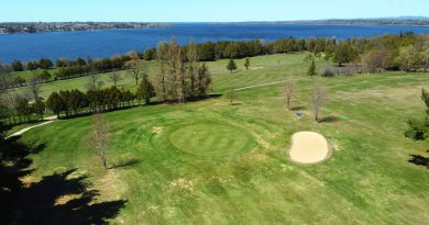 Gone to the greens: Pontiac golf courses open for business