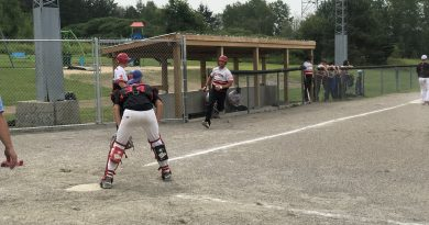 Competitive softball is back and coming in hot