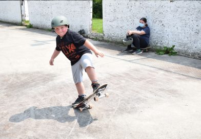 Maison des Jeunes brings youth outside and into their community