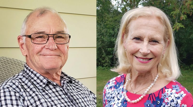 Two candidates in the race for Pontiac warden